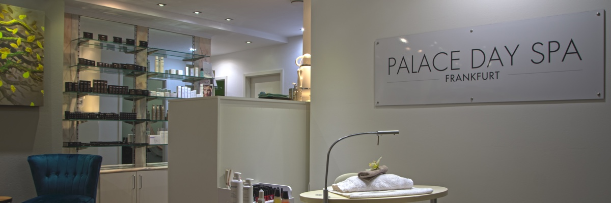 Kosmetik Frankfurt, Palace Day Spa in Frankfurt, Kosmektik Behandlungen